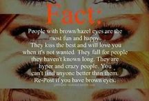 Brown Eyes