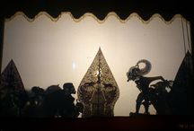 Javanese  Shadow Puppet / Javanese shadow puppet is one of Javanese art in Javanese culture.