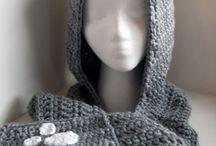 Crochet Hats, Headbands, & Scarves / by Jeremy N Molly Harward