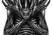 Art - Alien
