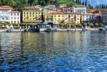 Comomeer (Lago di Como) / Informatie over dit prachtige meer en de lieftallige dorpjes en steden rondom.