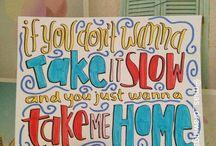 lyrics doodle