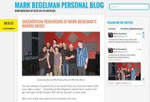 Mark Begelman News / News on Mark Begelman
