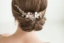 Hair accessories and jewellry