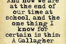 Gallagher Girl