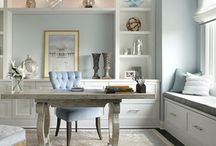Office design / by Emmy Southworth