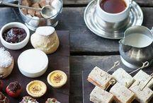 tea and treats ideas