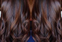 Baylage hair