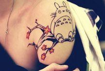 cute tattoo / Juste un petit tableau d'inspi pour une amie tatoueuse de trucs choupis