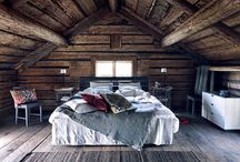 a woody home