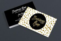 Fashion Business Card Designs / Fashion business card designs to help you create a professional brand identity. These are designs you can print at home or have printed by your local printing company. All of these fabulous fashion business card designs are available on RhondaJaiDesigns.com. Get 10% Off with discount code PINTEREST10