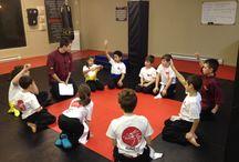 Kung-Fu for Kids / Martial Art for Children.