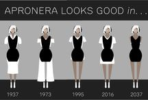 Welcome to the New #ApronEra / The apron was once a sign of domesticity and subservience—but those days are dead. Today we wear aprons for reasons all our own: we want do our work. ApronEra has Been Adopted by the Doer and Become the Accessory of the Prepared. Enjoy Your Work. . . .