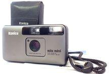 Konica Big Mini BM-201 35mm Point & Shoot Camera W/Manual From Japan