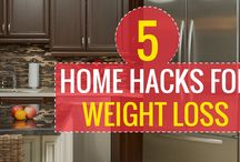5 Home Hacks for Weight Loss