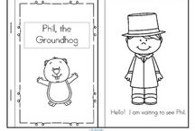 Kinder groundhogs day