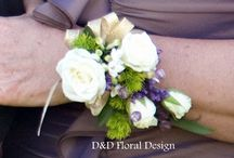 Wristlets / Wrist corsages great for prom, weddings or any other occasion you want to spoil that special lady :)