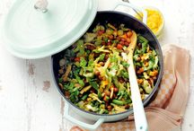 Recepten / Lekkere recepten uit de Allerhande.