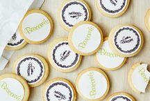 Barcomi's :: Logo Cookies / Leckere Kekse mit Ihrem Logo versehen.