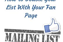Email Marketing / Email Marketing Tips & Tricks / by Kim Garst