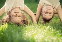 Healthy Parenting / Raise healthy kids using nutrition, wellness, and holistic health techniques