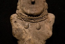 Artifacts: Native American Ancient Female Figurines