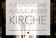 Kirchl Trauung