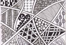 Tegnede ting