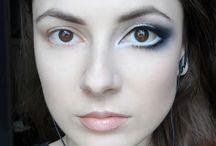 duze oczy
