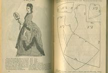 sewing patterns 1870's