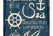 Ahoy Matey / Let sail away