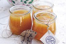 Befőzés, füszerek - Jams, spices