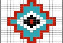 Navajo patroon