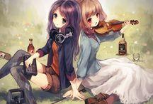 Relationship Goals・ゆ&も / Une histoire d'amitié, des clichés qu'on aurait pu prendre ensemble. En attendant de se voir.