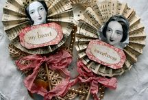 Mixed media & Altered Art / by Adrieanna Dodson