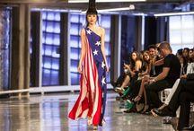 Patriotic 4th of july fashion