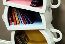 Diseños para libreros