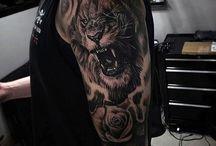 Tattoo Oberarm