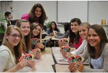 Spanish class / by JoAnne Boudissa