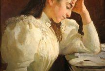 Картины И.Е. РЕПИНА / о картинах И.Е. Репина