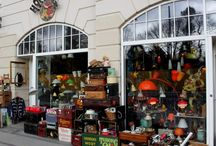 Copenhagen - Vintage, Markets, Shops & Bars / A Pin to do list of places to check out on travels