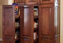 Projects for the Kitchen / To be more organized in the kitchen / by Brooke Brown