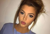 Makeup / Check these are beautiful makeups, and do it yourself! A little inspiration to your beautiful makeup style! Hope you love it!