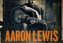 Aaron Lewis  / by Clifford Colohan