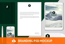 Free Mockup PSD Download / http://www.immenseart.com/freebies.php