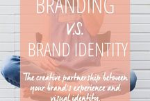 Branding / Who are you and what is your story? Let's build your brand.