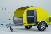 Buddy Mini-Caravan / Buddy model is the smallest brother in our family of caravans. But this has no impact on the versatility and comfort, which the caravan offers its owners on their camping trips. Despite its dimensions, this smallest caravan contains a lot of storage space. The basic equipment of this model also includes electrical system. Just like other models, Buddy caravan can also be extended with additional equipment that will make your comfort perfect and undisturbed.