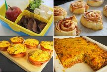School snacks / lunches