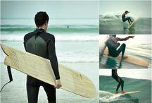 Alaia surfboard / Alaia surfboard
