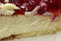 For the love of cheesecake